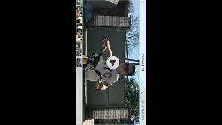 Видеоурок Effect Vertigo (Dolly zoom)на телефоне