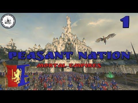 Bretonnia Louen Leoncoeur 1 | Total War: Warhammer 2 Mortal Empires