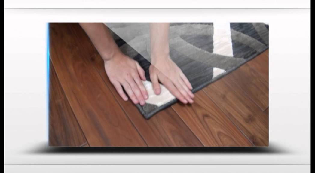 How To Install Nevercurl Stop Rug Corners From Curling Easy It