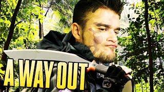 RADOMSKA DZICZ!   A Way Out [#10] (With: Dobrodziej)