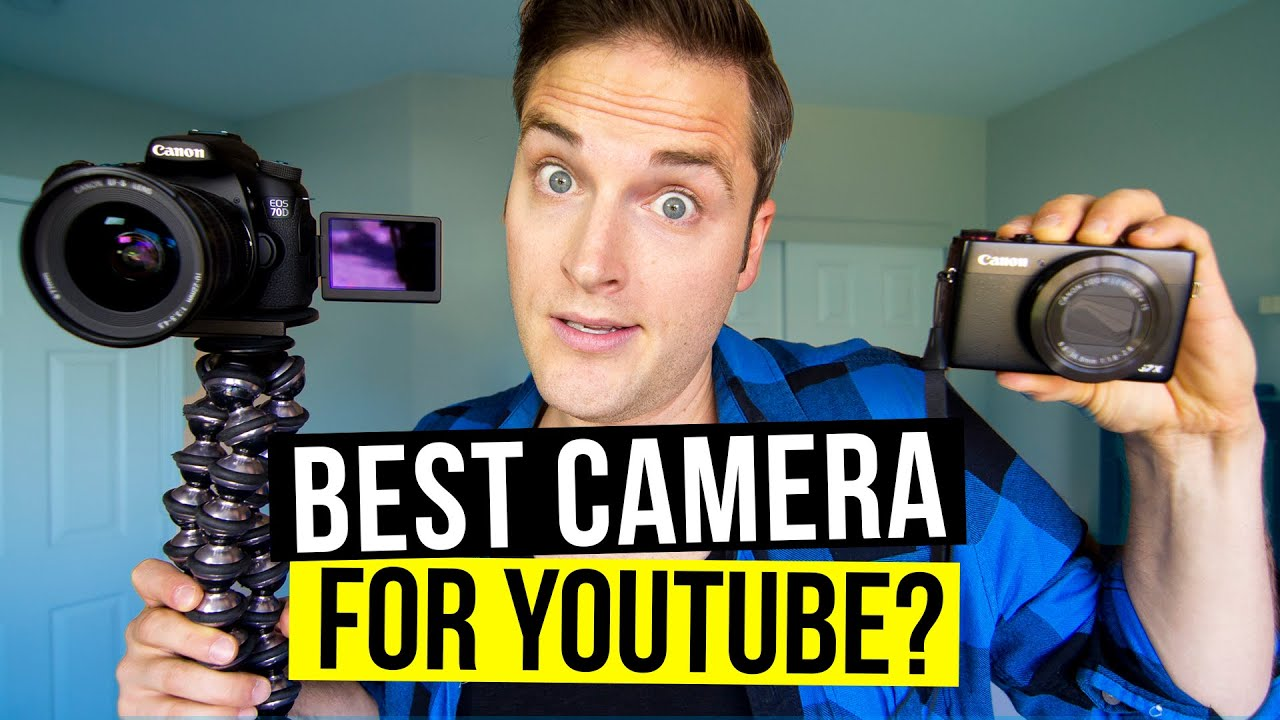 The 7 Best Cameras For YouTube Videos in 2019 | Vlogging Guides