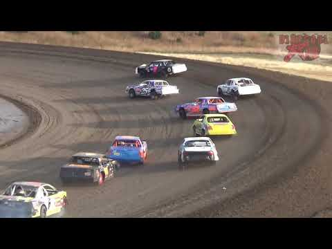 RPM Speedway - 10-5-18 - 12th Annual Fall Nationals - Stock Car Heats 1-3
