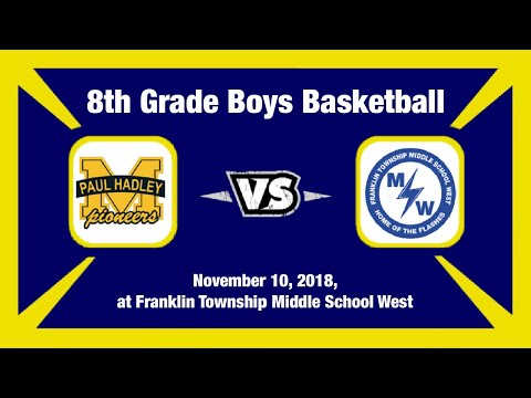 PHMS vs Franklin Township Middle School West