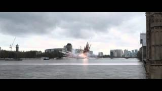 Падение Лондона(2016)   Русский трейлер