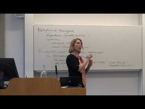 Jessica Wilson: Non reductive realization and the powers based subset strategy