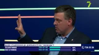 Міжнародна політика України: її треба змінити щоб досягти миру, — Олег Тягнибок