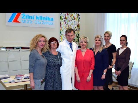 Vein Clinic - Žilní klinika – Dr. Ota Schütz – Czech 100 Best