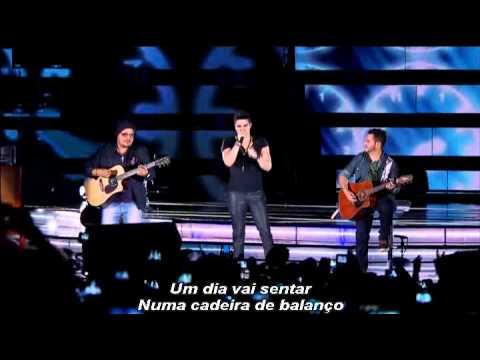 Luan Santana - Te Esperando - OFICIAL - ( Novo DVD - O nosso tempo é hoje )