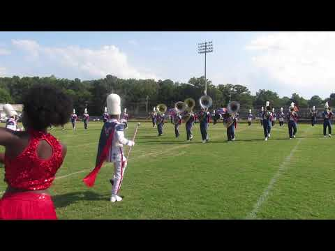 Center Point High School Marching Band | Field Show | Anniston Battle Of The Bands Competition 2019