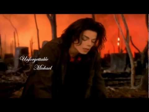 Earth Song - Michael Jackson  HD (With Greek subs)