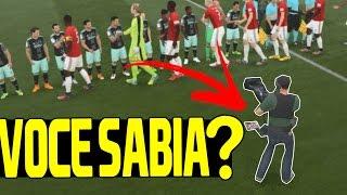 🎮 5 EASTER EGGS QUE PROVAVELMENTE VOCÊ NÃO SABIA NO FIFA 17!