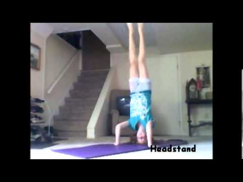Seven Gymnastic Girls Audition - YouTube