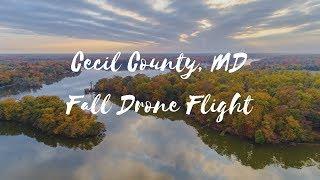 Cecil County, MD Fall Foliage