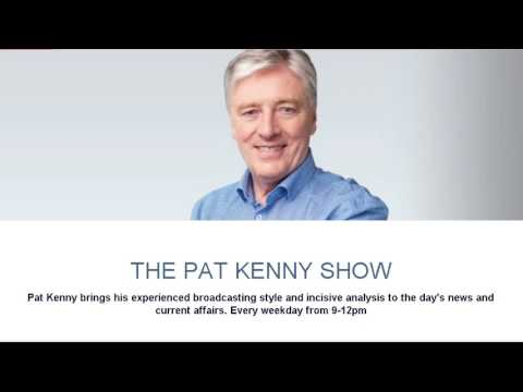 Our Irish Genocide - Kathy McMahon on Pat Kenny Show