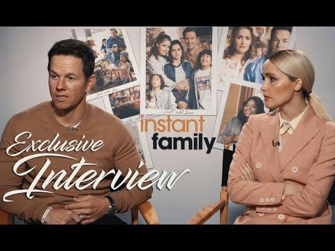 INSTANT FAMILY : Mark Wahlberg & Rose Byrne