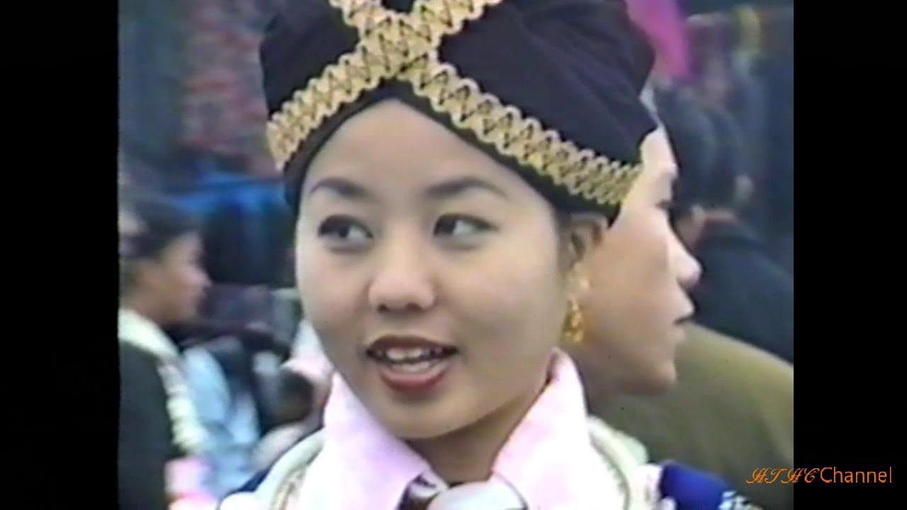 Fresno Hmong International New Year 2017: Group9: Nkauj ... |Fresno International Hmong New Year