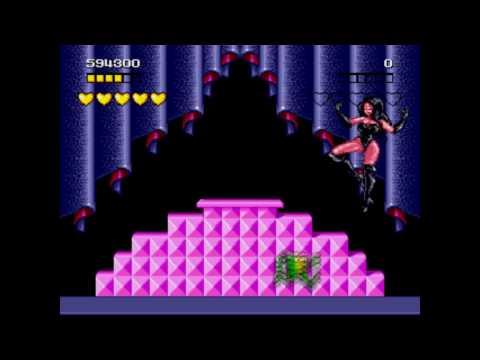Sega Genesis: Battletoads Ending