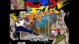 Capcom Classics Collection Vol. 1 (PlayStation 2) - Final Fight Full Game
