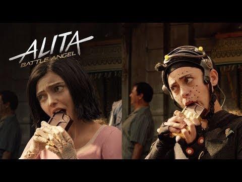 Как снимали Алита: Боевой ангел - IGN Russia  \ Alita  Battle Angel   Behind the Scenes