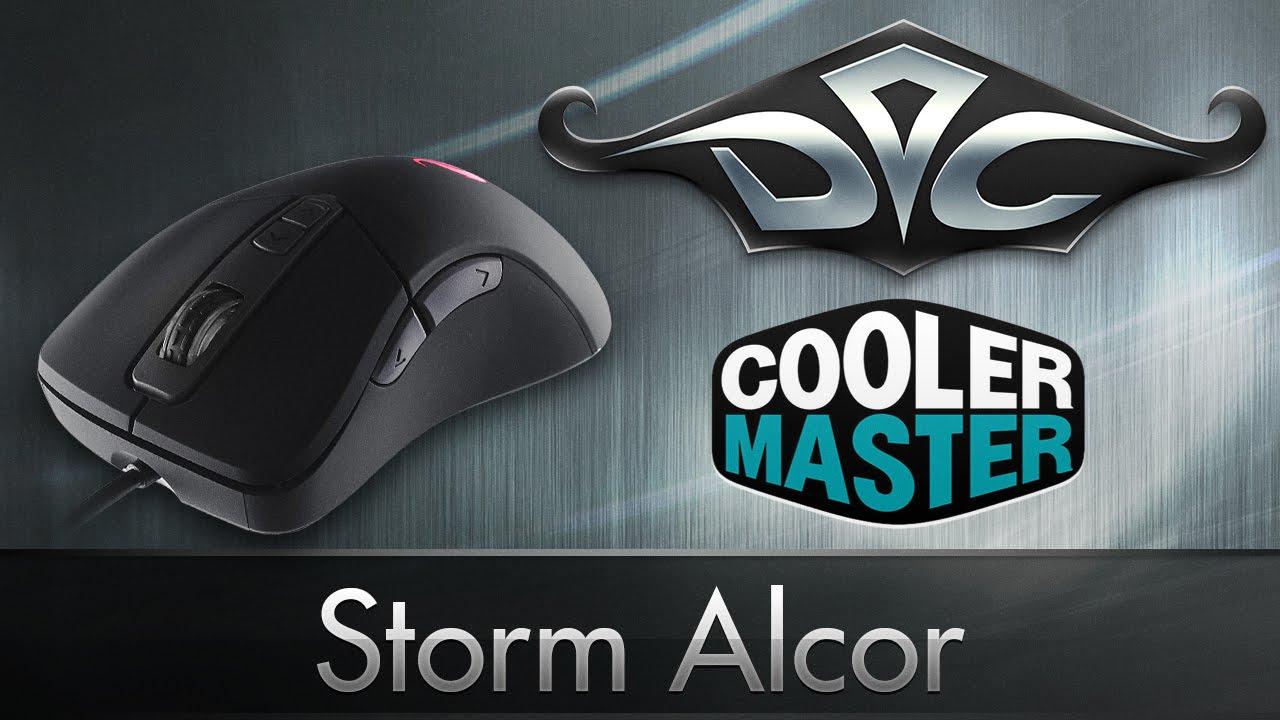 Cooler Master Storm Alcor. Оптический брат Mizar-а.