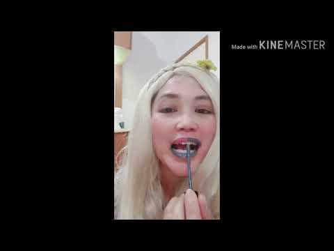 Makeup tutorial with kids..😊😊