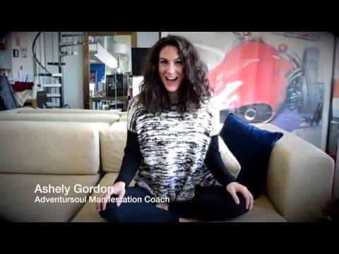 Meet Ashley Gordon, Our Adventursoul Manifestation Coach
