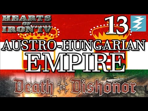 LAND OF THE NOT SO FREE [13] HUNGARY - Death or Dishonor - Hearts of Iron IV HOI4 Paradox