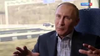 Философия Мягкой Силы - ПУТИН о олимпиаде в Сочи документальный фильм