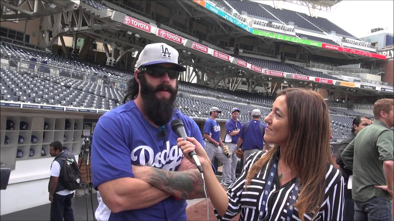 Brian Wilson on John McCain Criticism, Giants to Dodgers & LA in Playoffs - YouTube