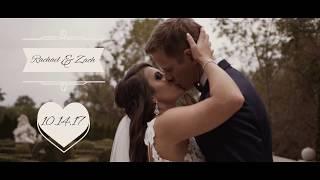 Rachael and Zach | 2400 on the River | Atlanta GA Wedding Videographer