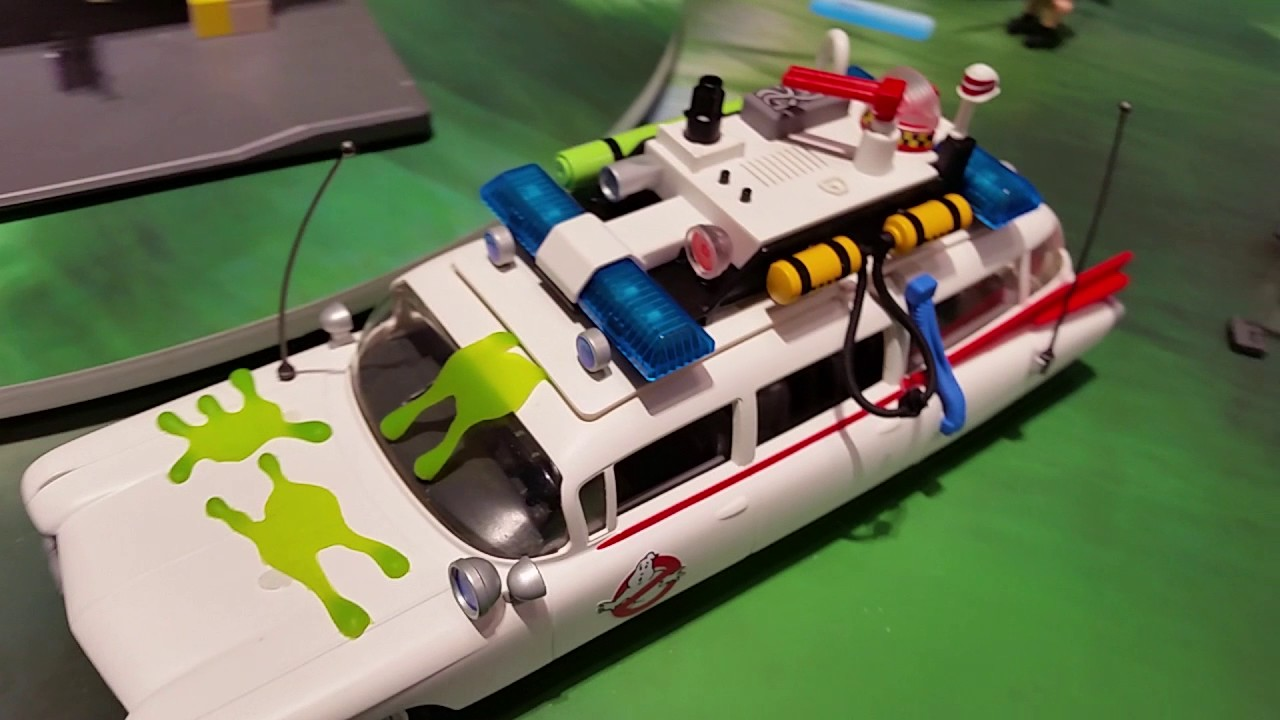 Toy Fair 2017 Playmobil Ghostbusters Youtube