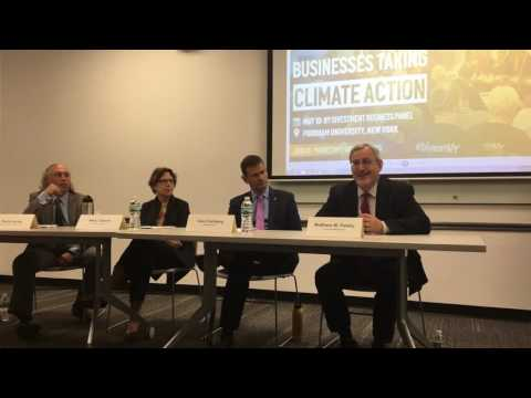 Divest Invest NY Business Panel