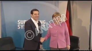 Συναντήσεις του πρωθυπουργού με Α.Μέρκελ-Ντ. Κάμερον