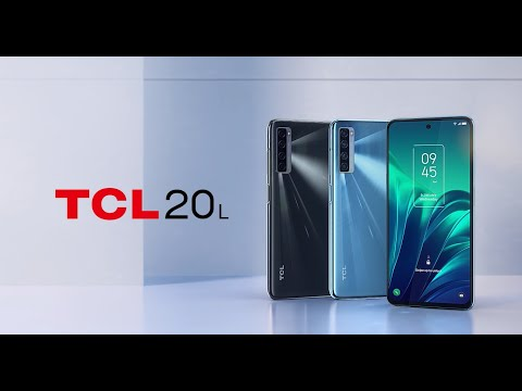 Introducing the all-new TCL 20L