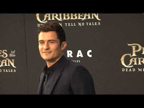 The Always Dapper Orlando Bloom At The Pirates Of The Caribbean Premiere