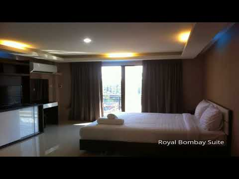 Royal Bombay Suite