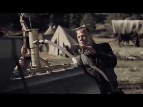 Trevor Snarr as Walker in Discovery Channel's