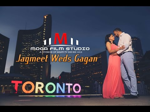 Jagmeet Weds Gagan //Indian Sikh Punjabi Destination wedding photography videography Toronto 2016