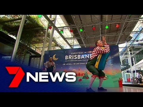 Lord Mayor reveals Brisbane's packed Christmas entertainment program | 7NEWS