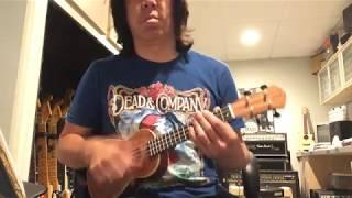 Ukulele ウクレレ /  funk jam ファンク / トモ藤田 Tomo Fujita thumbnail