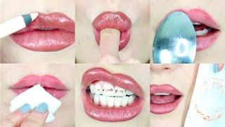 Lipstick Hacks EVERYONE Should Know!   STEPHANIE LANGE