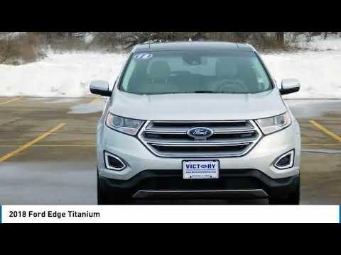 2018 Ford Edge Dyersville, Dubuque, Cedar Rapids, Manchester IA CJ268