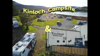 CAMPINGPLATZ Kinloch & Talisker Besichtigung I Schottland 🚌 vlog#25