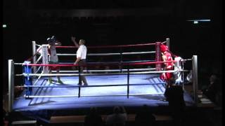 British University Boxing Championships Final  24/03/12 brief highlight