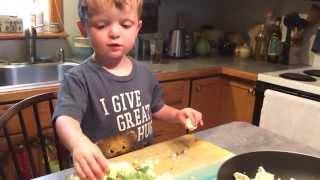 Chef Henry: Vegan Fajitas