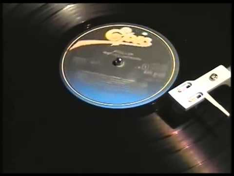 Michael Jackson - Thriller on Vinyl Record