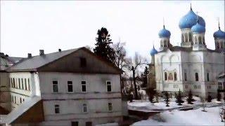 видео Авраамиево-Городецкий монастырь