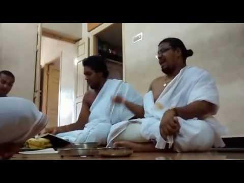 Sama Veda Parayanam - 05/05/2014 - Part 1