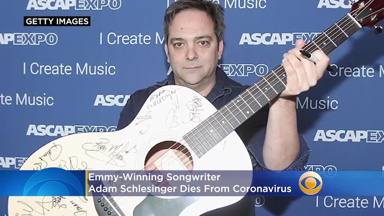 Coronavirus: Adam Schlesinger's final moments remembered