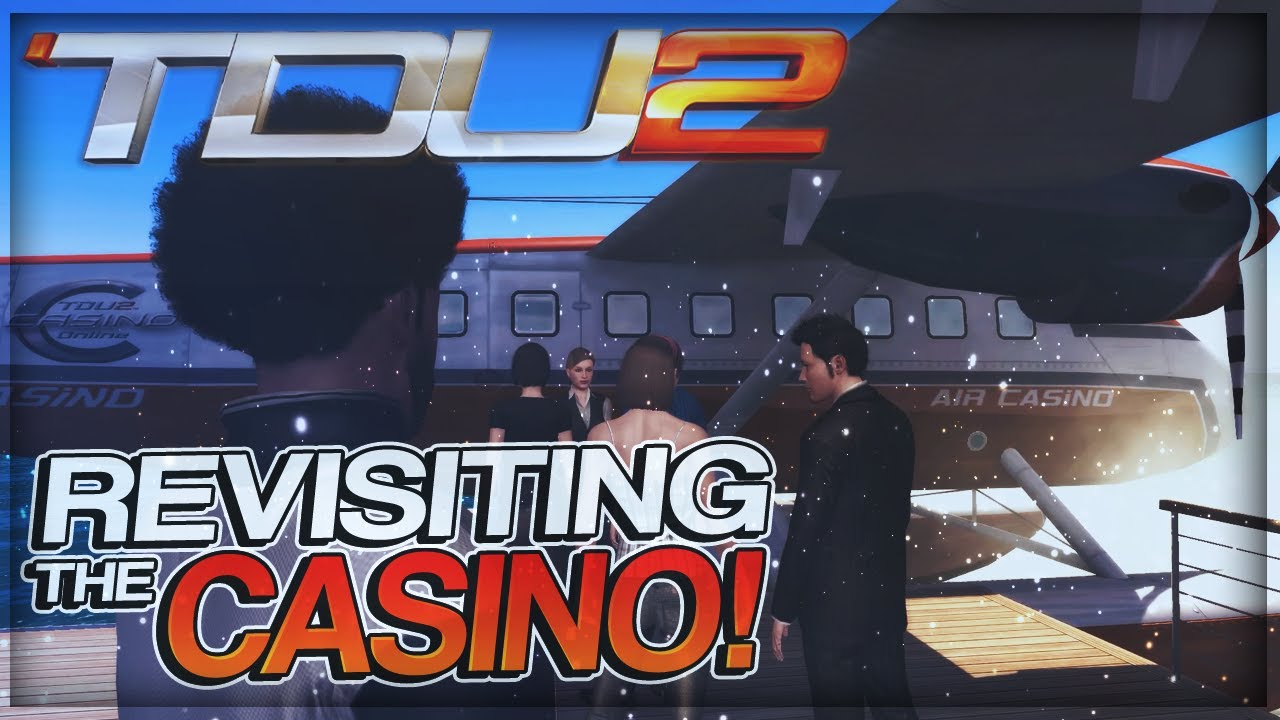 Casino Test Drive